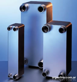 Argenfr o intercambiadores de calor de placas soldadas - Placas de calor ...